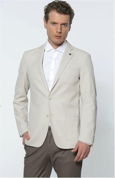 Taş Rengi Ceket