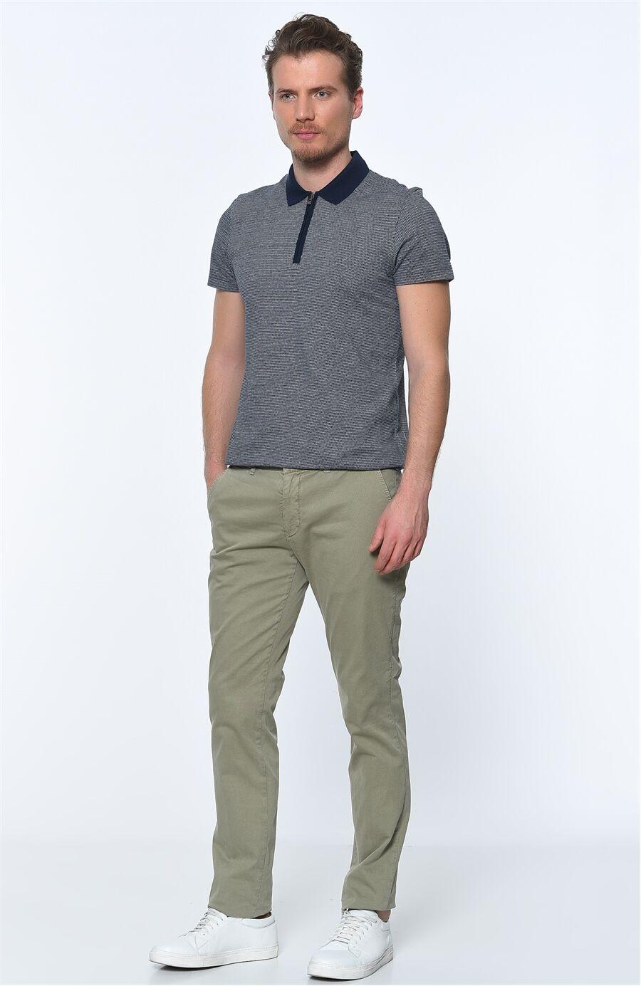 Açık Yeşil Pantolon