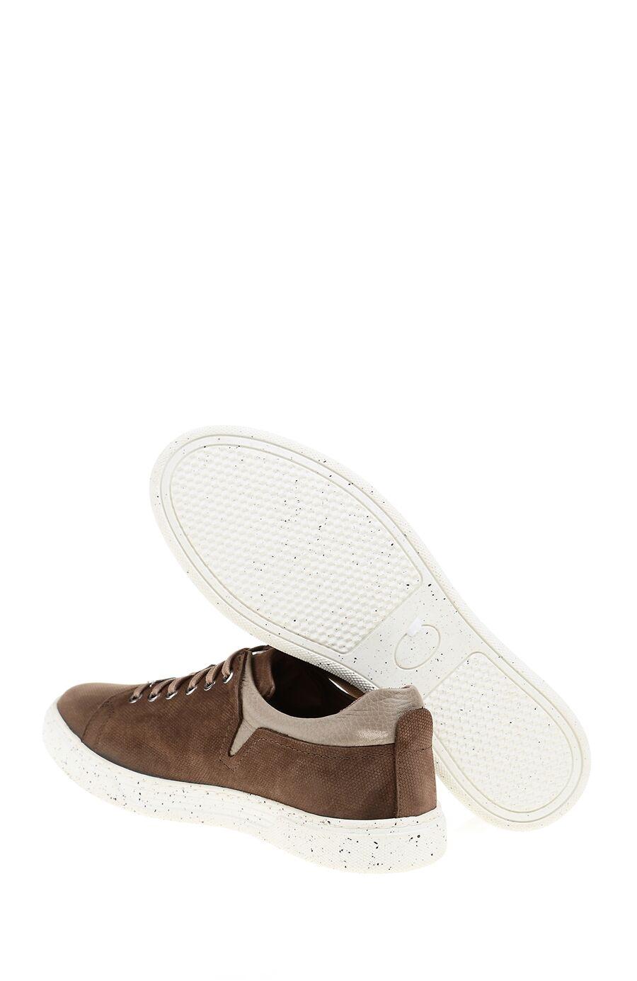 Nubuk Vizon Sneaker