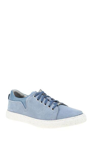 Nubuk Mavi Sneaker