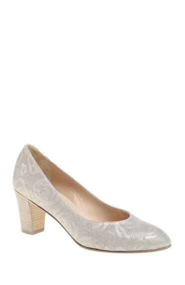 Nubuk Bej Ayakkabı