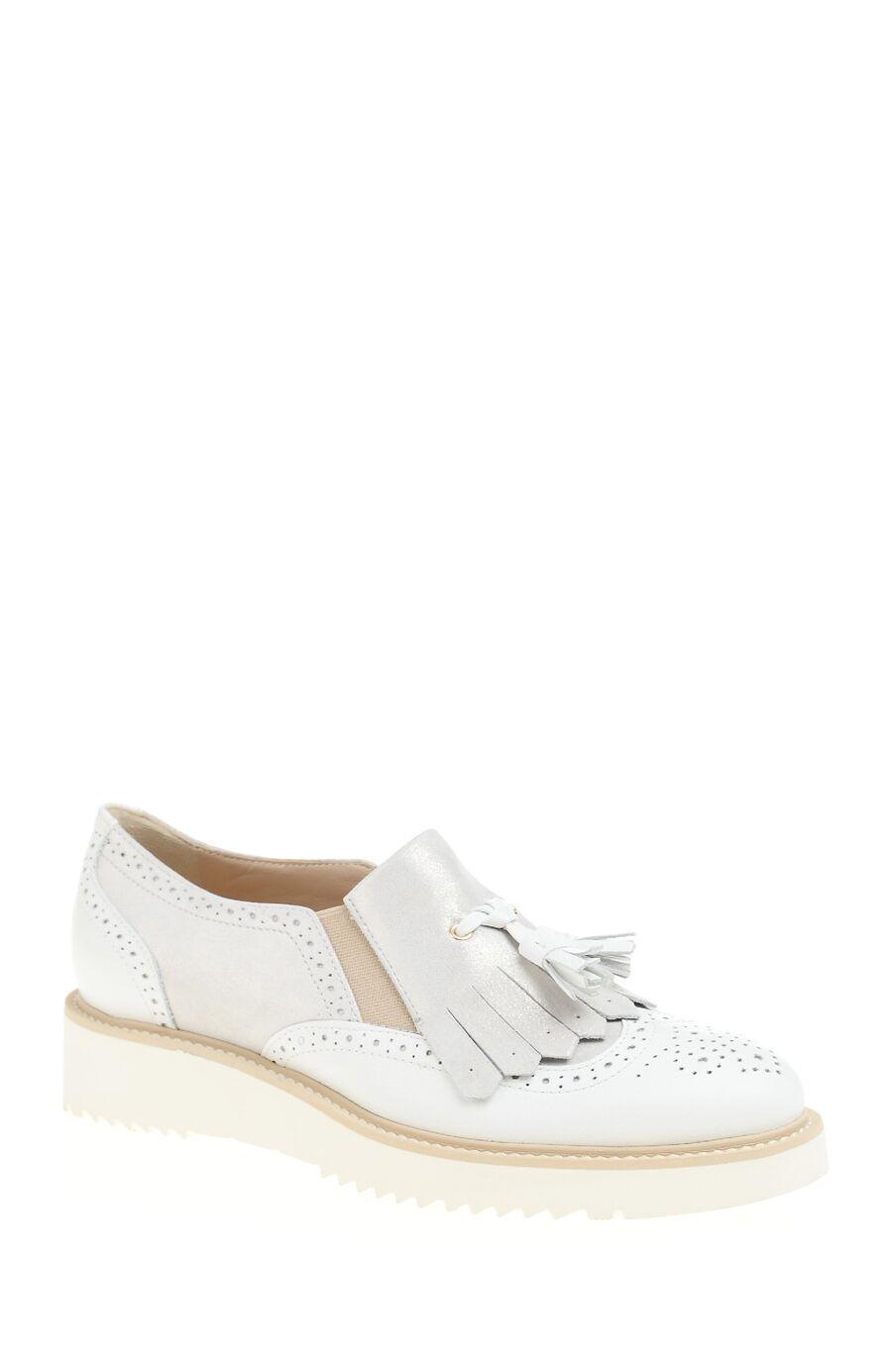 Beyaz Luca Grossi Ayakkabı