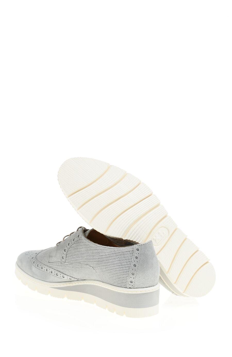 Nubuk Mavi Ayakkabı