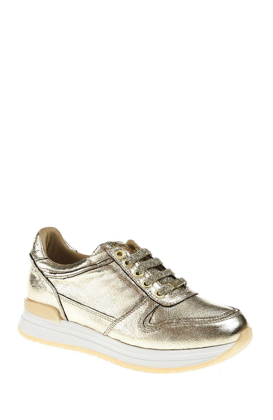 Altın Rengi Giro Sneaker