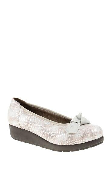 Vizon Deri Ayakkabı