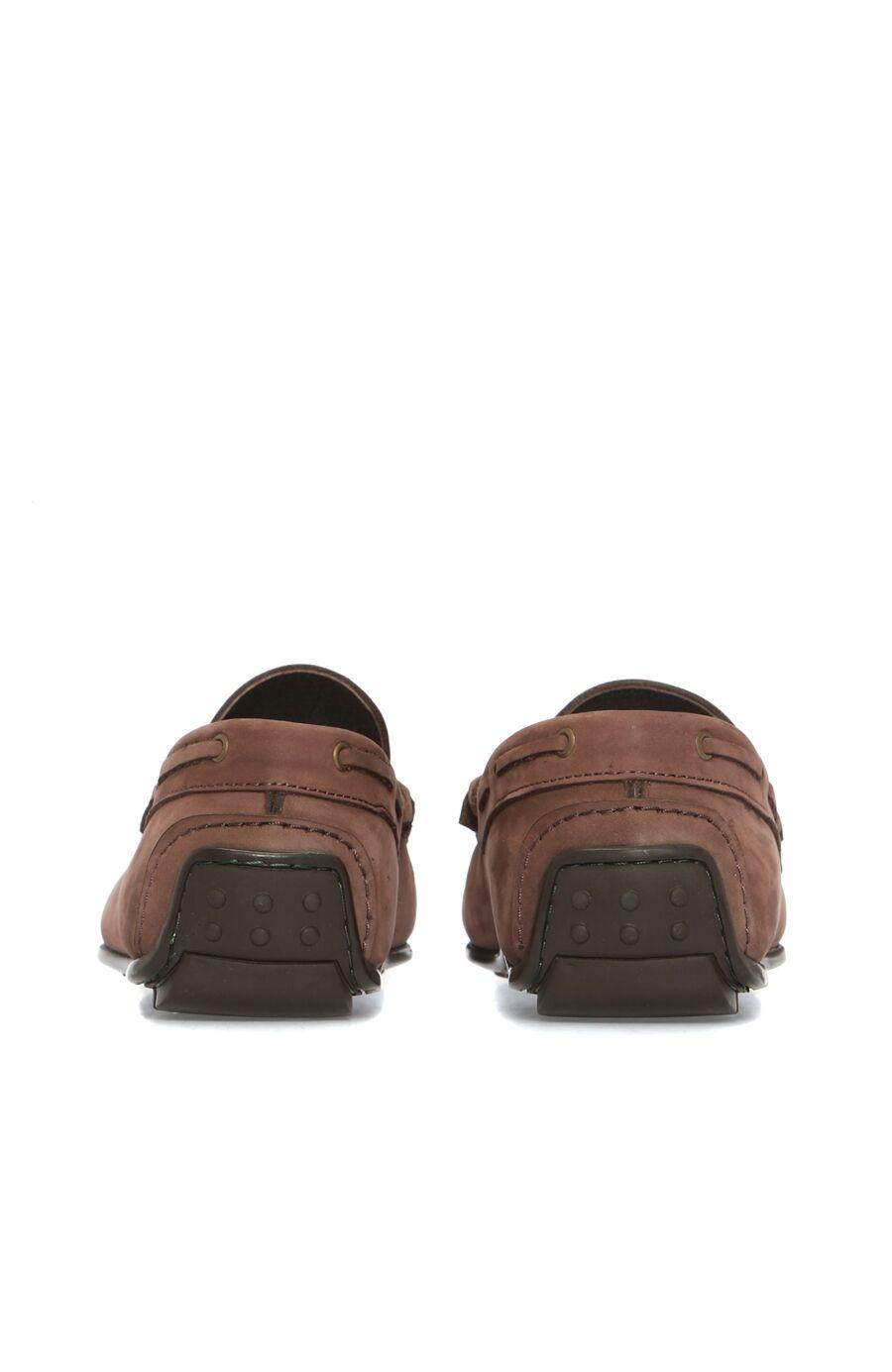 Nubuk Kahverengi Loafer