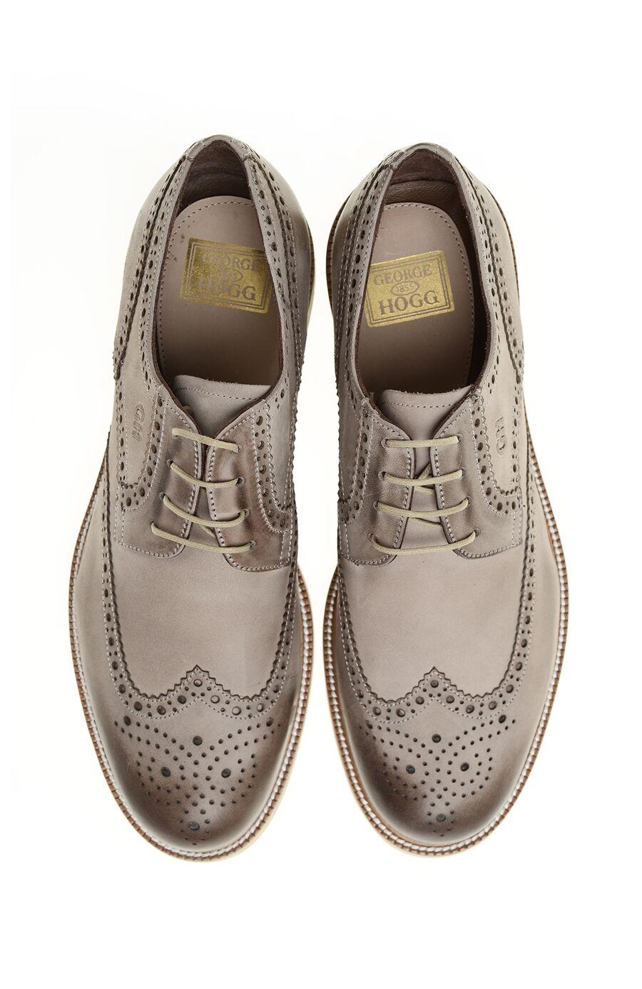 Vizon Deri George Hogg Ayakkabı