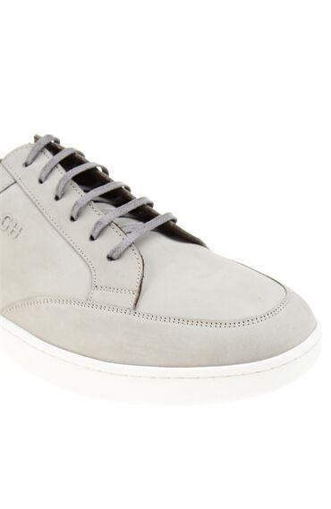 Gri Deri George Hogg Ayakkabı