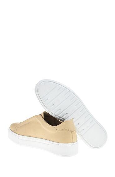 Bej Sneaker