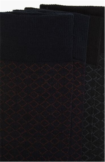 2`Li Çorap Set