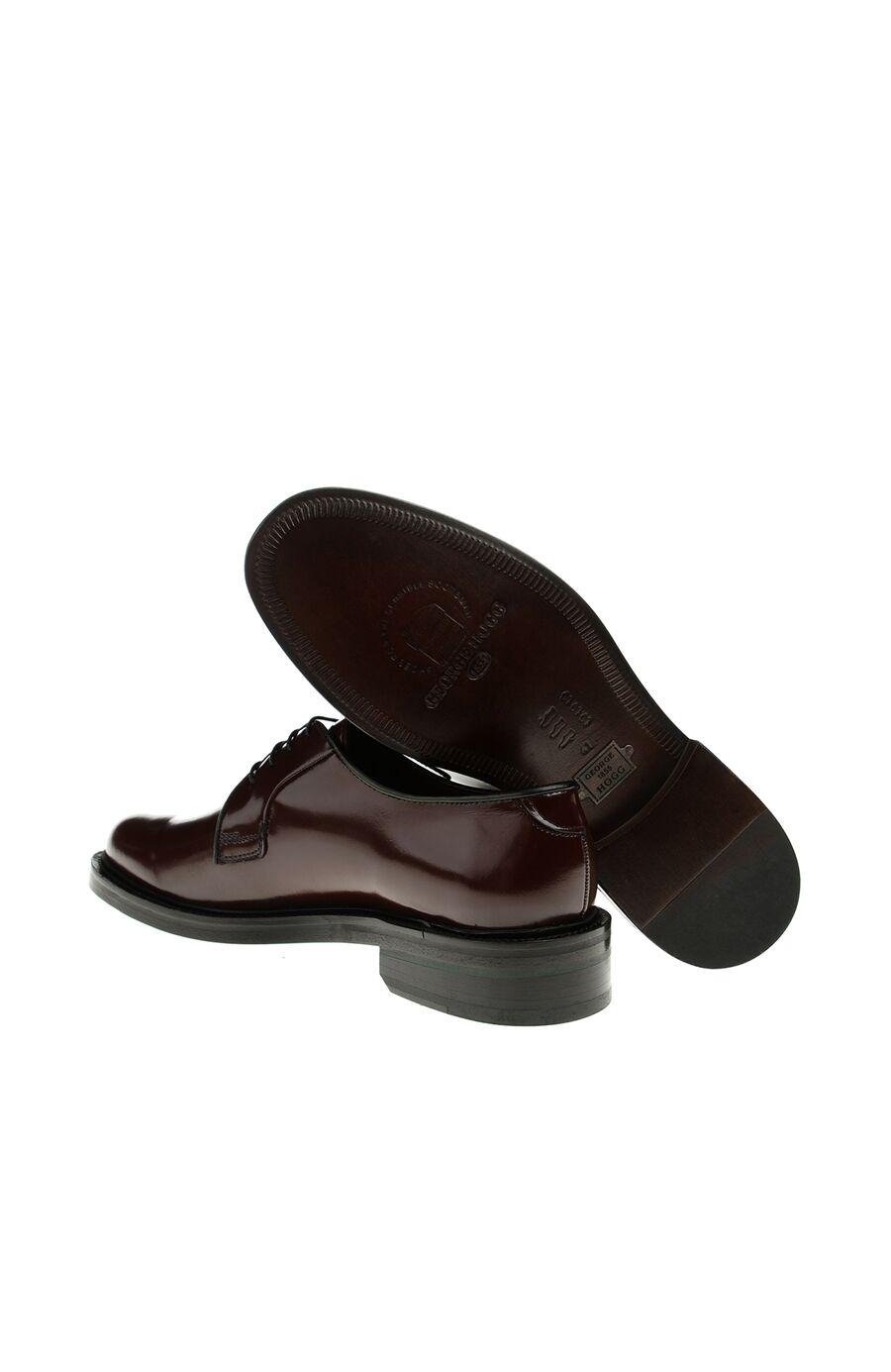 Bordo Erkek Deri Ayakkabı
