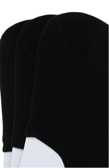 3'lü Çorap Seti-Siyah