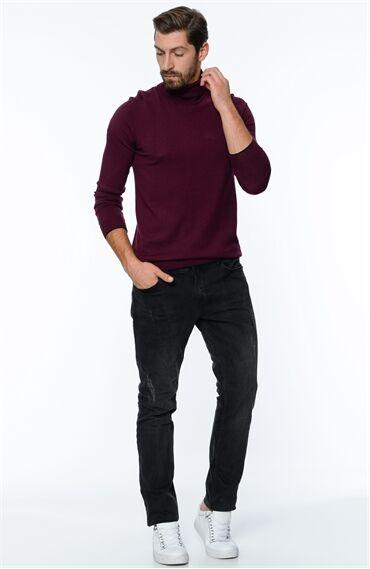 George Hogg Antrasit Denim Pantolon