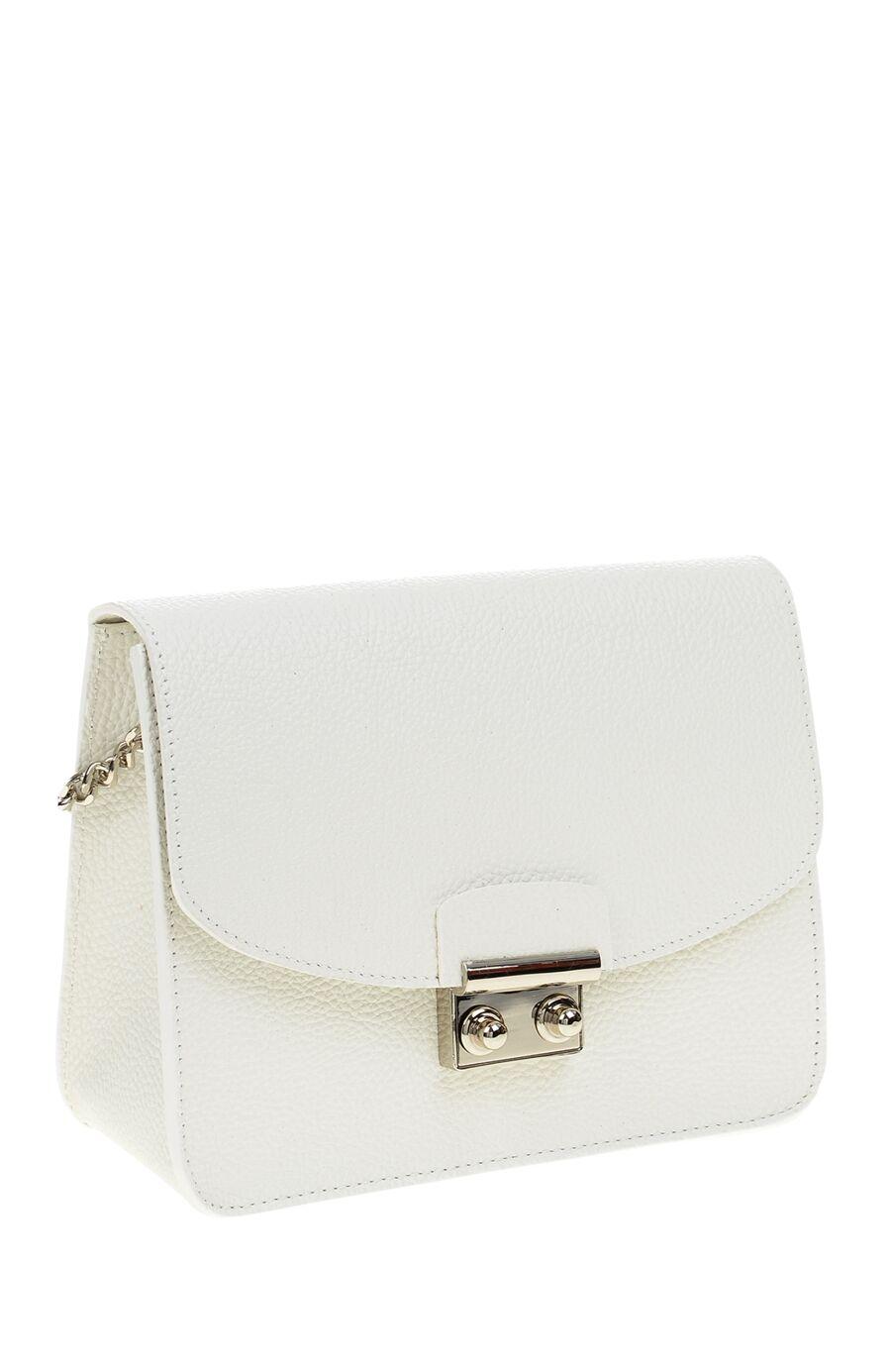 Luca Grossi Beyaz Çanta