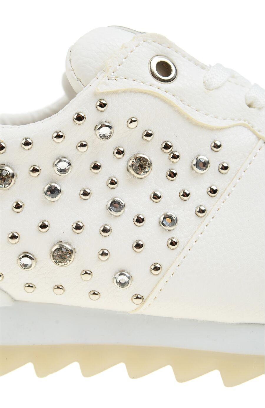 Giro Beyaz Taşlı Sneaker