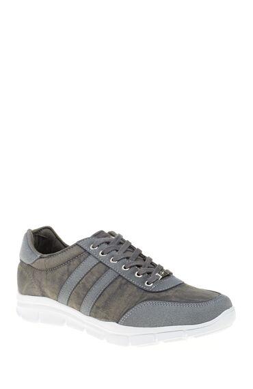 Giro Gri Bağcıklı Sneaker