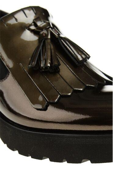 Bronz Kadın Ayakkabı