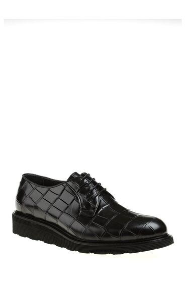 Siyah Eva Taban Ayakkabı