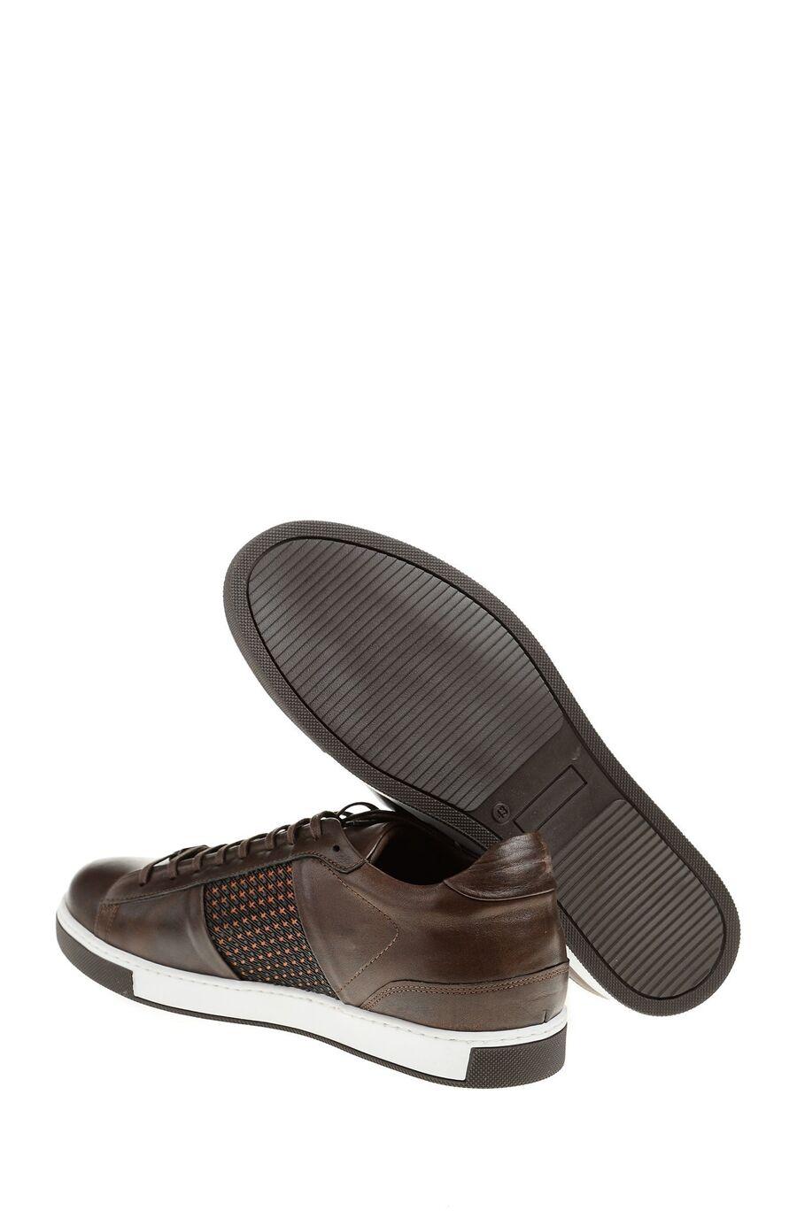 Kahverengi Sneaker