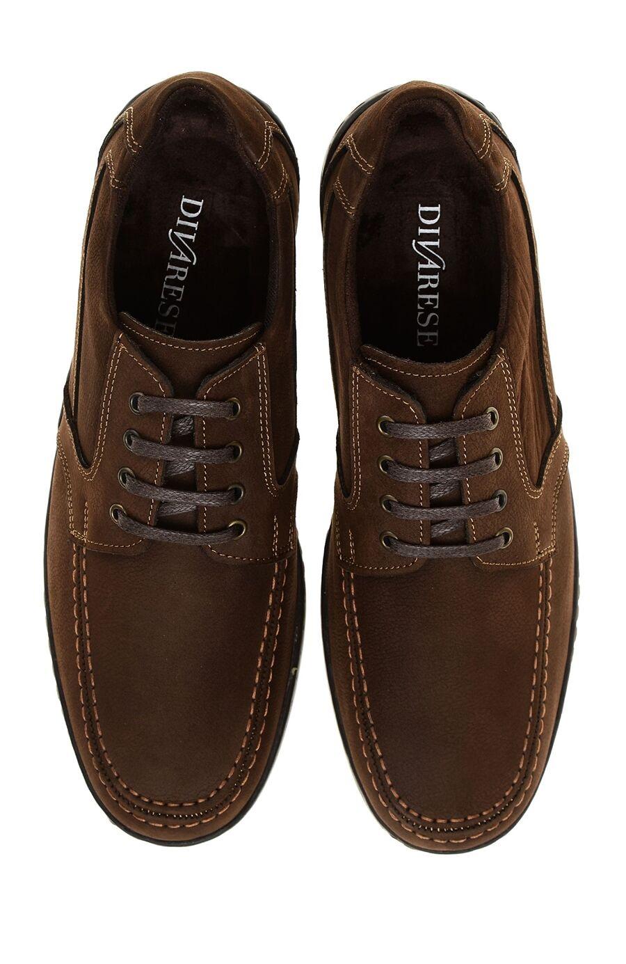 Nubuk Kahverengi Ayakkabı