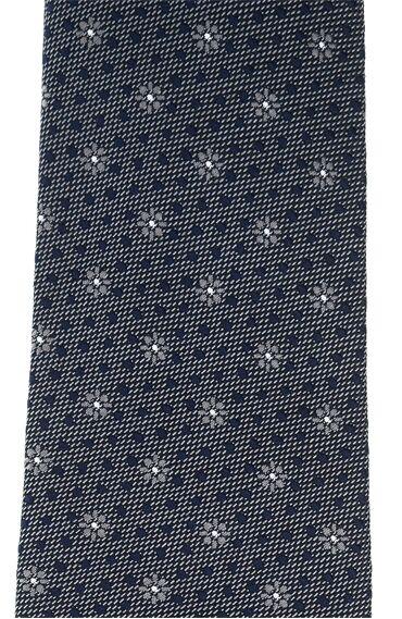Örgü Füme Erkek Kravat