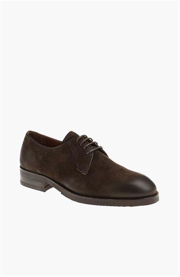 Nubuk Kahverengi Kadın Ayakkabı