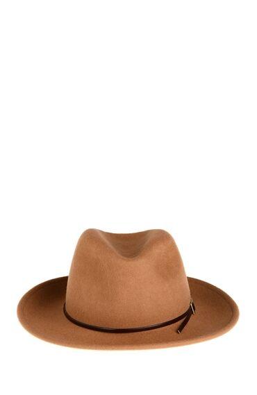 Yün Taba Kadın Şapka