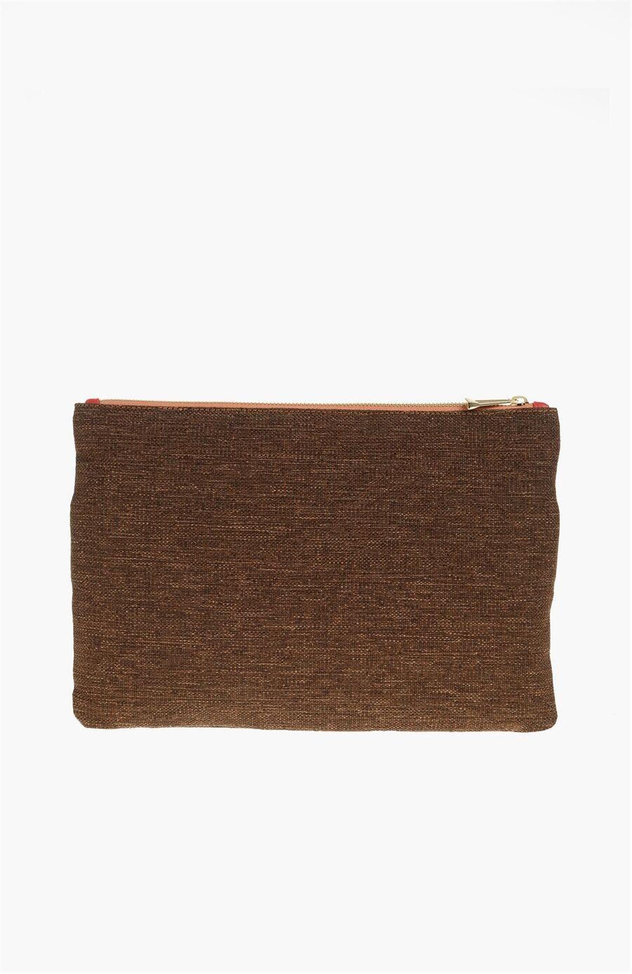 Kahverengi Kadın El Çantası