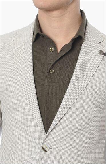 Mıkro Bej Ceket