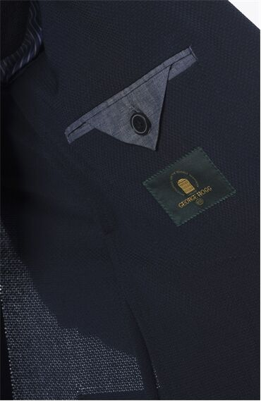 Mıkro Lacivert Ceket