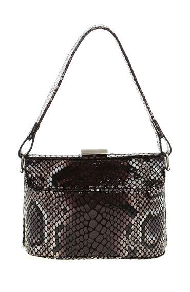1950 Ler Koleksiyonu Siyah Kadın Çanta