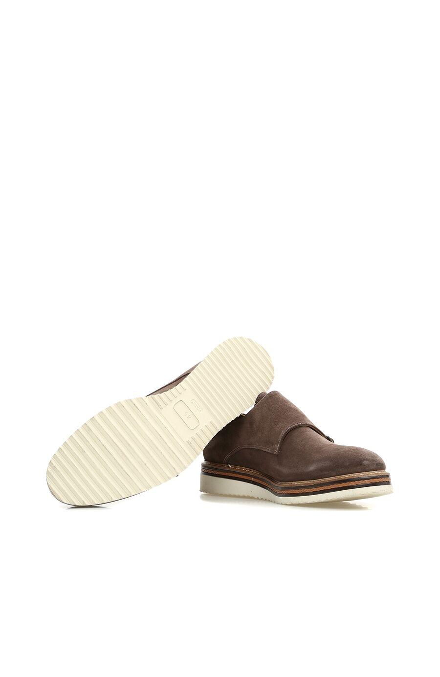 Vizon Süet Deri Erkek Ayakkabı