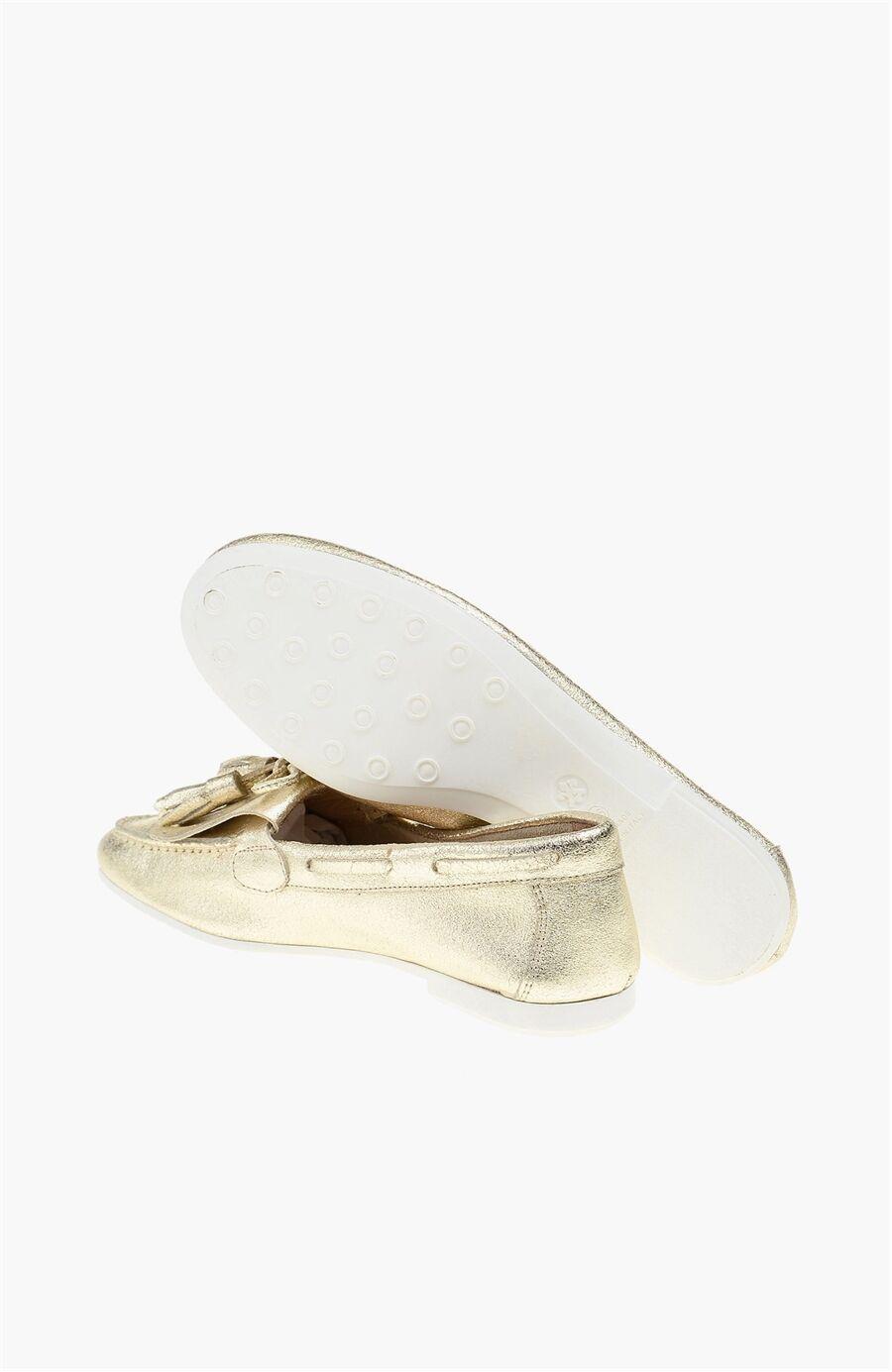 Light Gold Loafer