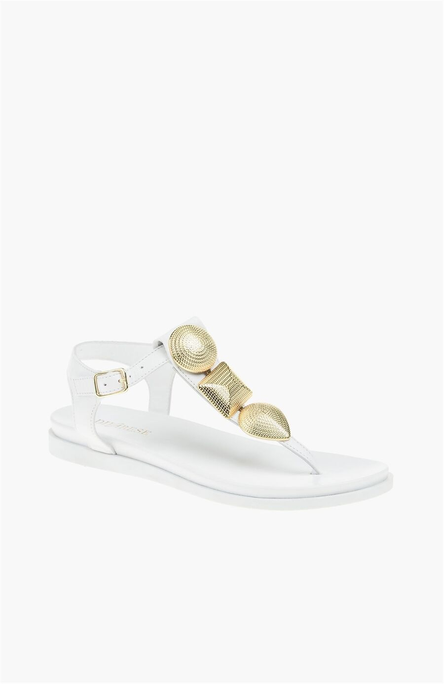 Dıvarese Beyaz Sandalet – 219.0 TL