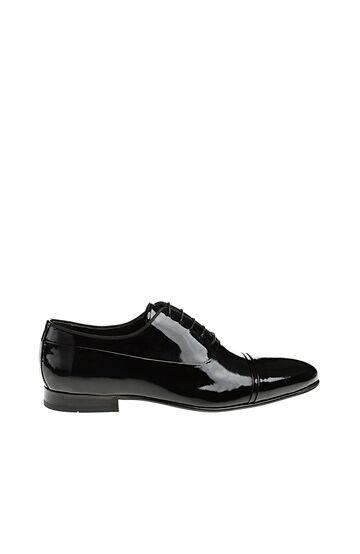 DI TROLLI Siyah Rugan Erkek Ayakkabı