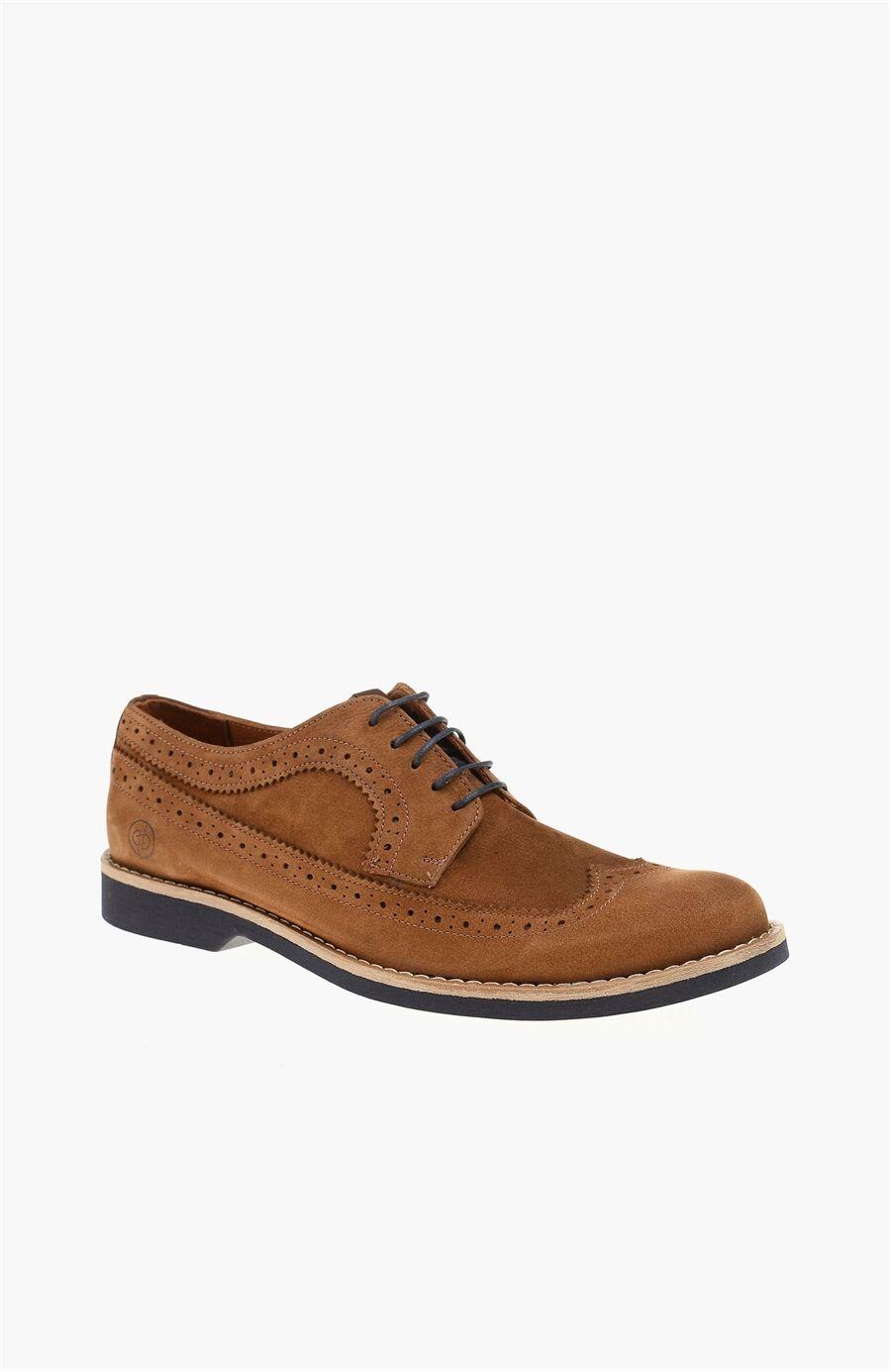 Nubuk Taba Ayakkabı