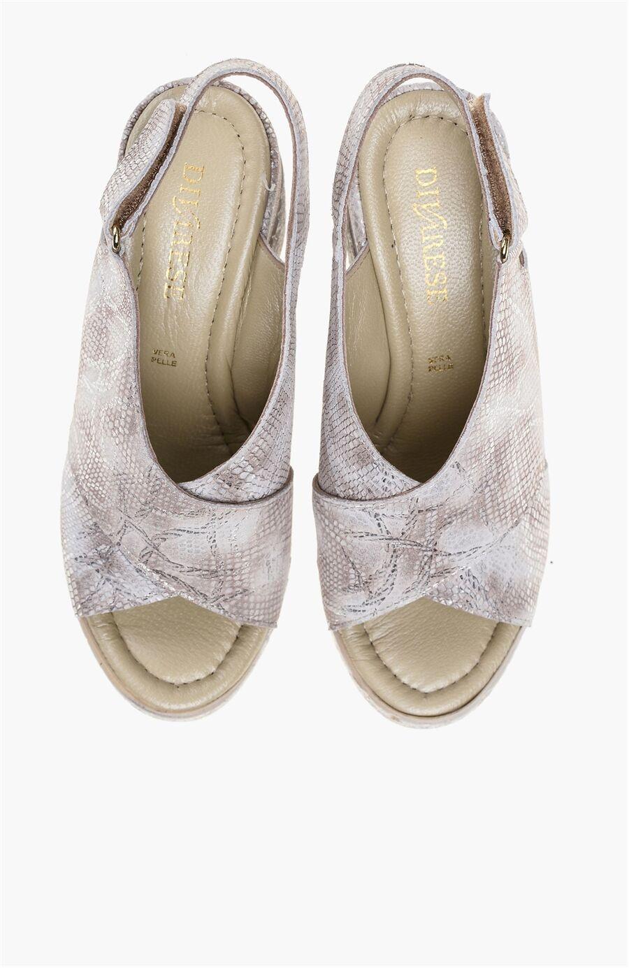 Bej Kadın Sandalet