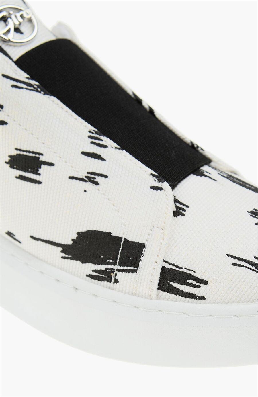 Beyaz Siyah Sneaker