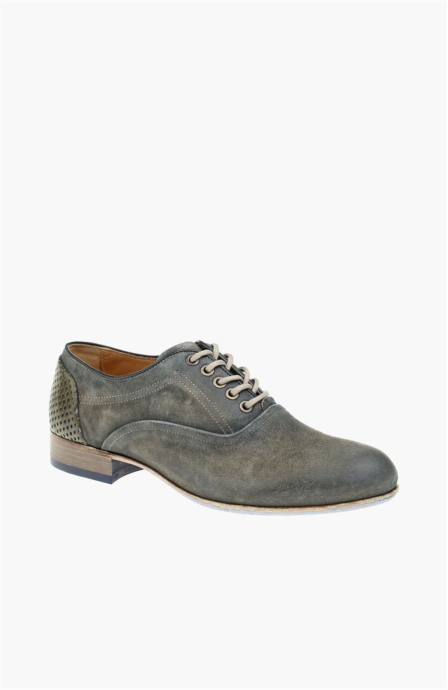Mavi Süet Erkek Ayakkabı