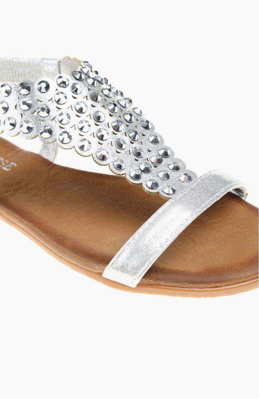 Gümüş Sandalet