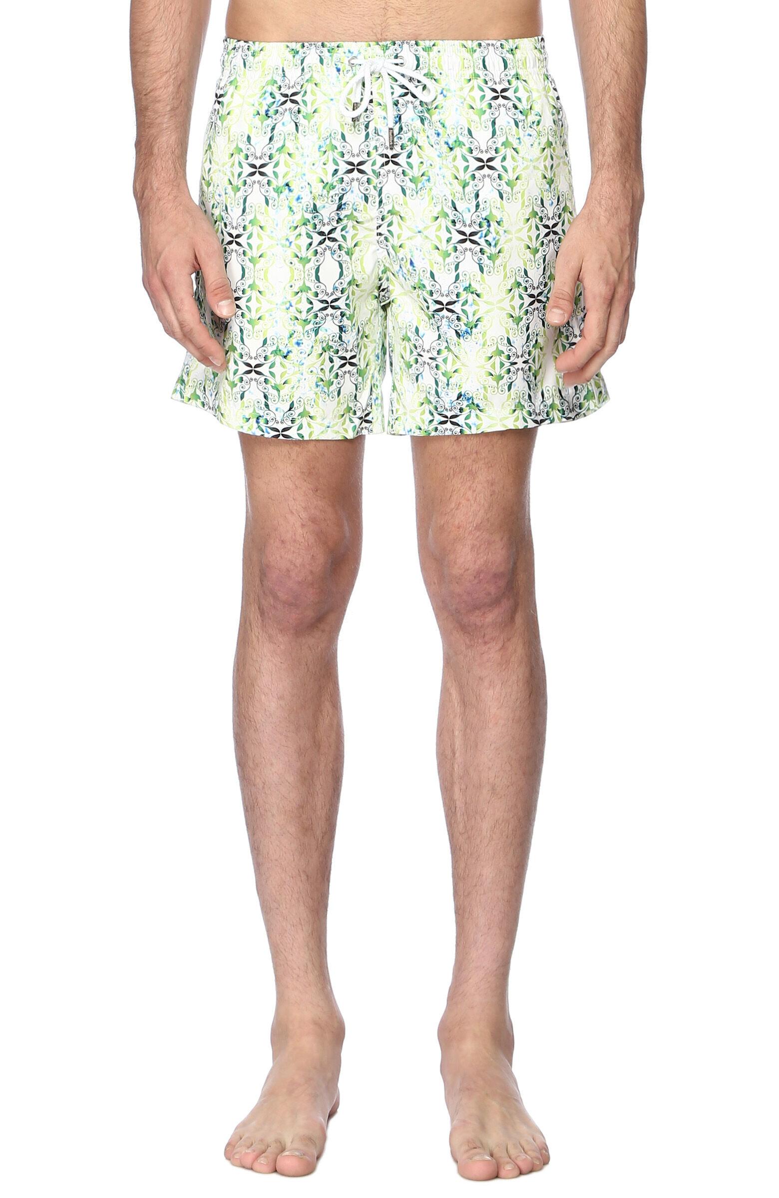 Sarmaşık Desen Yeşil Mayo NetWork Yesil erkek XL