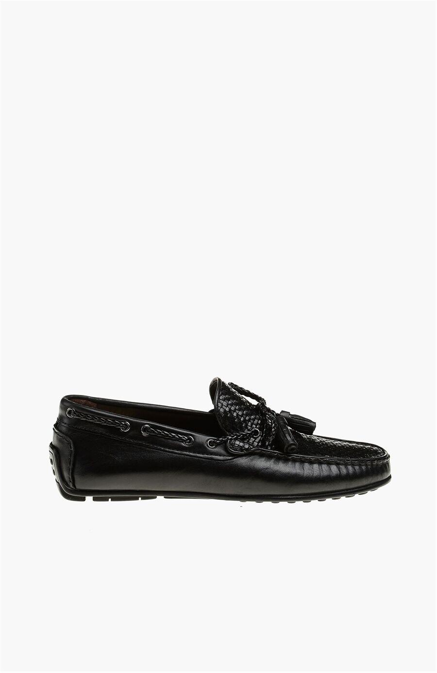George Hogg Siyah Loafer – 699.0 TL