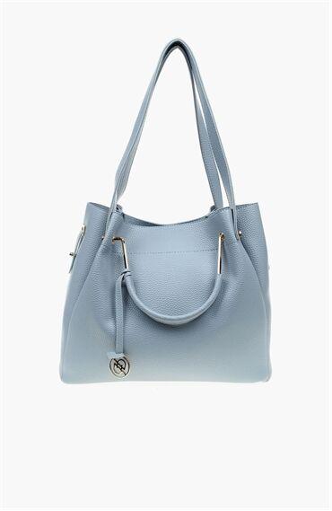 Mavi Kadın Çanta