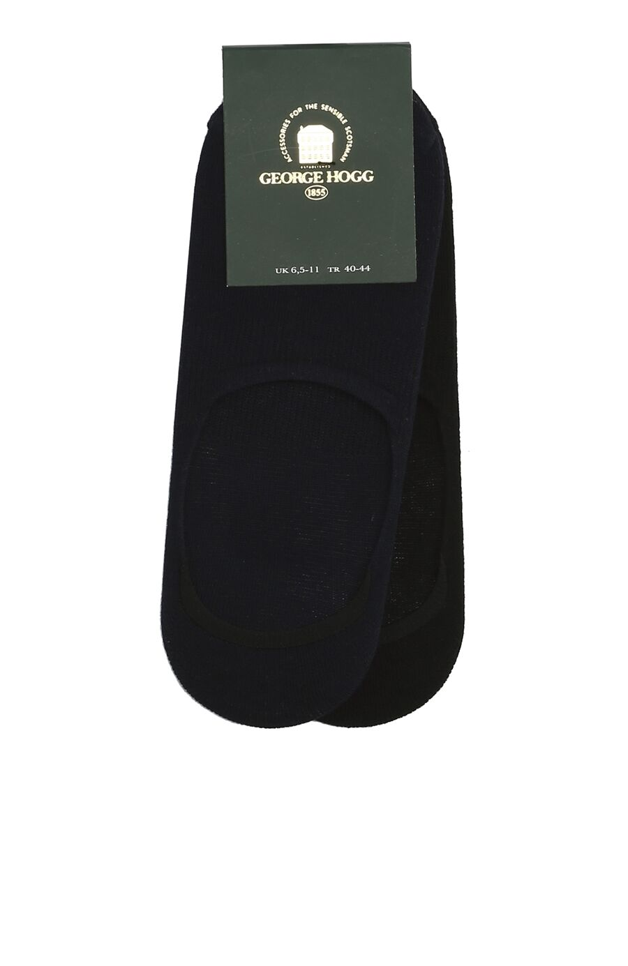 Siyah Lacivert 2li Erkek Çorap Seti