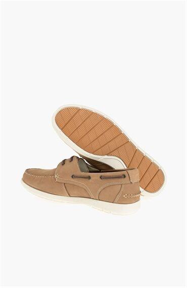 Nubuk Vizon Loafer