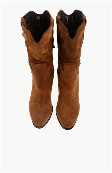 Süet Taba Çizme