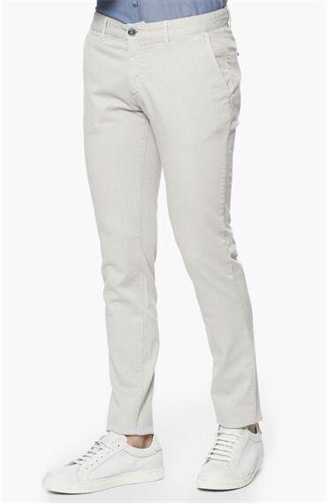 Armürlü Taş Casual Pantolon
