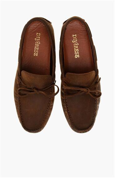 Kahverengi Loafer