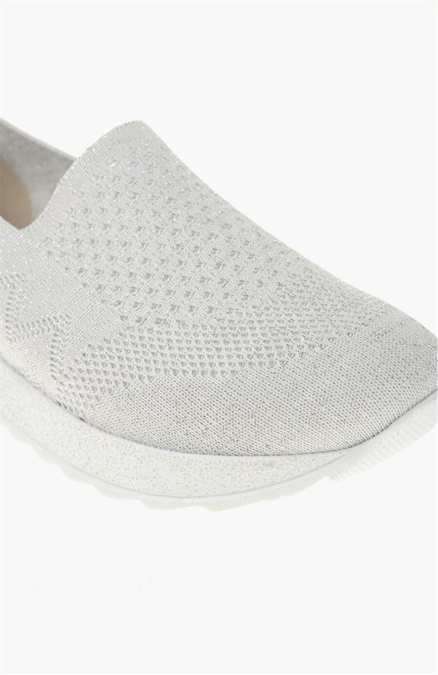Beyaz Kadın Sneaker