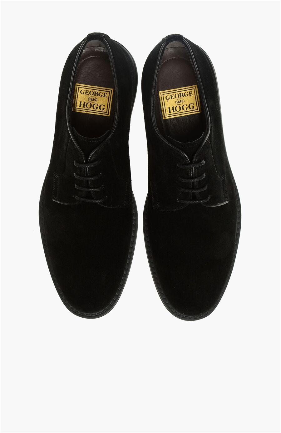 Süet Siyah Erkek Ayakkabı